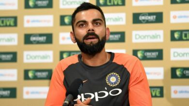 Photo of Virat Kohli to leave Australia after India's first Test in Adelaide for birth of his child