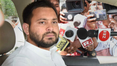 Photo of A loss at the end, but how Tejashwi gave veterans a run for their money in Bihar