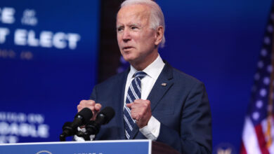 Photo of Election Over 100 Military and National Security Officials Warn of Risk if Biden Not Given Access to Transition Services