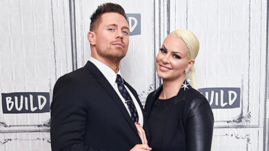 Photo of The Miz & Maryse Reveal Why They'll Always Be 'Vulnerable' & Share Their 'Drama' On 'Miz & Mrs.'