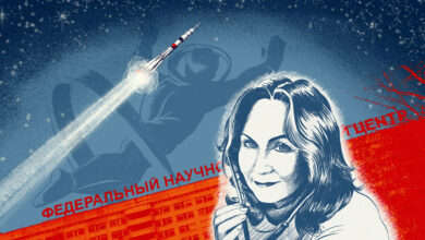 Photo of In Russia's secretive space town, the woman who fell from the sky