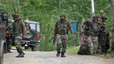Photo of LoC Ceasefire violation: 5 soldiers among 11 killed; 11 Pak army men gunned down in retaliatory fire