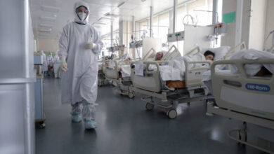 Photo of Russia Breaks One-Day Coronavirus Record With 22K Infections