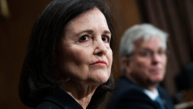 Photo of Senate sets vote on Shelton, Trump's controversial pick for Fed