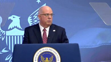 Photo of Election Gov. Hogan: 'The time has come' for Trump to accept election results