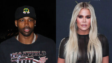 Photo of Tristan Thompson Showers Khloe Kardashian With Roses After Larsa Pippen's Romance Bombshell