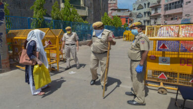 Photo of COVID-19: No lockdown in Delhi, but restrictions would be in place