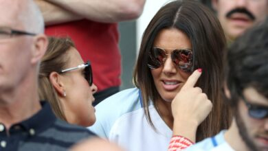 Photo of Rebekah Vardy 'still being abused after being painted as villain in Rooney Wagatha war'