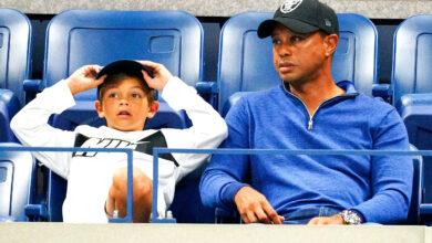 Photo of Tiger Woods' son is getting his big golf reveal alongside dad