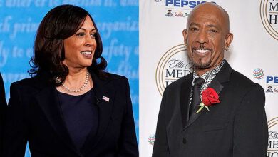 Photo of Kamala Harris Once Dated Talk Show Host Montel Williams & Fans Freak Over Old Photos