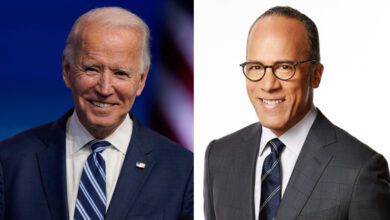 Photo of Election Joe Biden to Join Lester Holt on 'NBC Nightly News' for First Interview Since Election Victory