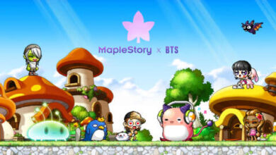 Photo of MapleStory Announces Collaboration With BTS