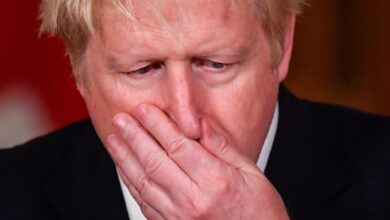 Photo of Boris Johnson battles to quell Tory MPs' anger after putting 99% of UK into top Covid tiers