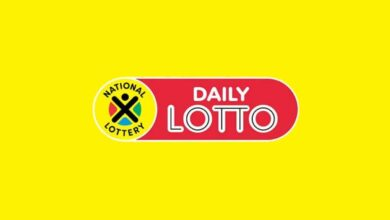 Photo of Daily Lotto results for Saturday, 28 November 2020