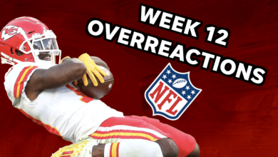 Photo of NFL Week 12 overreactions: This will not be Mahomes and Chiefs last trip to Tampa this season