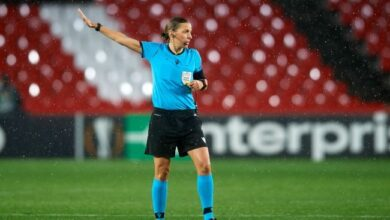 Photo of News24.com | France's Frappart first woman to referee men's Champions League game