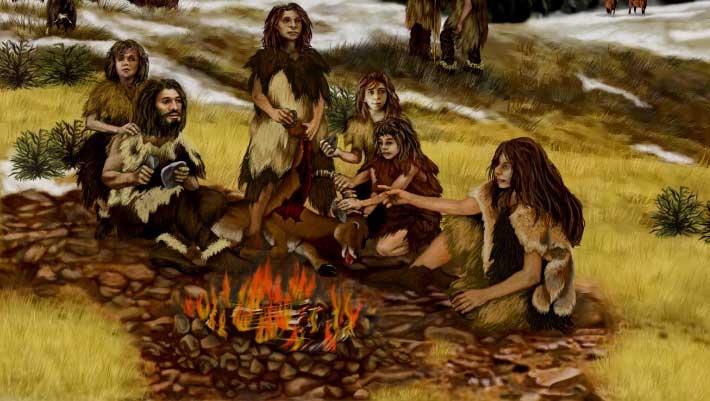 Neanderthals Were as Good at Tolerating Smoke-Related Toxins as Early Modern Humans: Study
