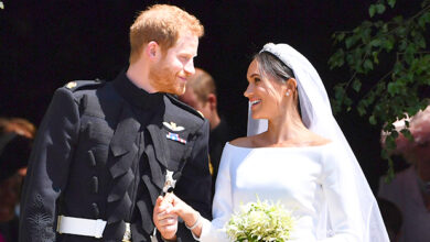 Photo of Prince Harry & Meghan Markle's Romance Timeline: From First Meeting To Royal Wedding & Beyond