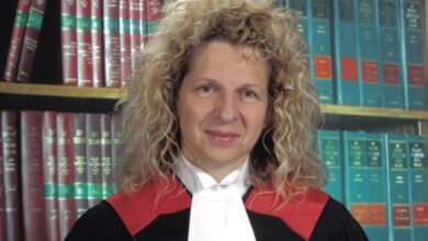 Photo of Justice of the peace ought to be removed from office: disciplinary panel