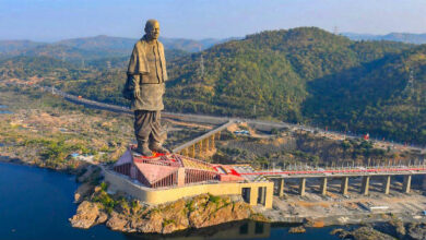 Photo of FIR lodged as Rs 5.24 crore of Statue of Unity's ticket sale siphoned off