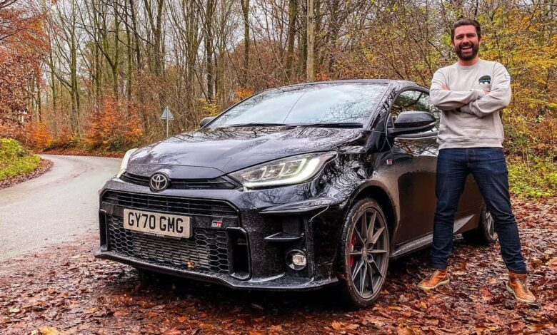 Toyota GR Yaris: A blistering hot hatch built for racing that is road-legal