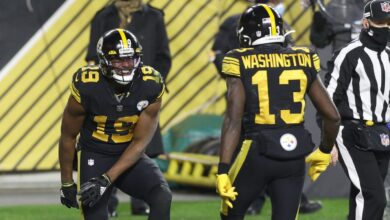 Photo of Winners and losers from Steelers' 19-14 victory over Ravens in rare NFL Wednesday game