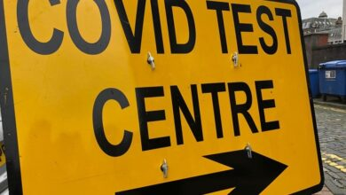 Photo of New UK Government Covid testing site opens in Elgin