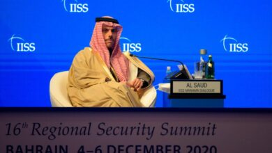 Photo of Gulf states 'must have role in new US-Iran talks', Saudi FM asserts at Manama Dialogue