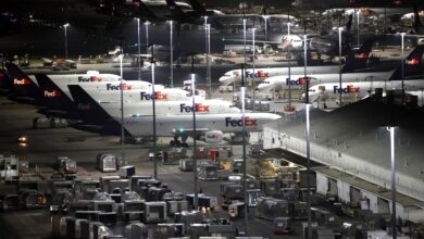 Photo of FedEx is set to play a big role in distributing COVID-19 vaccines. Here's what to know