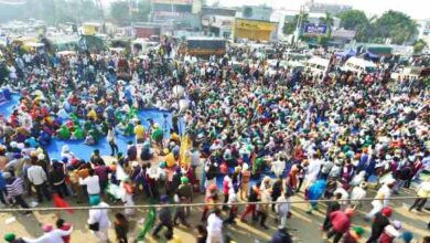 Photo of Farmers gear up for peaceful Bharat Bandh today; BJP slams opposition
