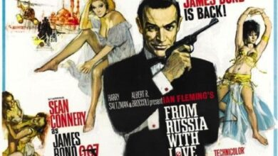 Photo of The Morning After: Most of the Bond movies are free to stream on YouTube