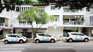 Photo of This EV rental firm wants Singaporeans to give up their cars