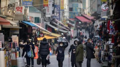 Photo of South Korea reports highest number of new coronavirus cases