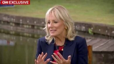 Photo of Election Merriam-Webster weighs in after writer suggests Jill Biden drop the 'Dr.' from her name