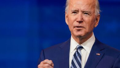 Photo of Biden gives a nod to environmental 'activists' but doesn't mention Green New Deal in message commemorating Paris Agreement