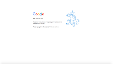 Photo of Google services in multiple countries go down in apparent outage