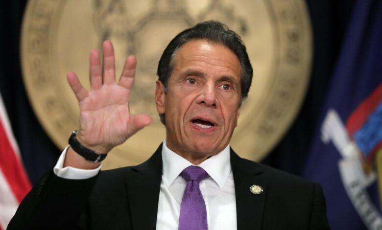 Election Biden Reportedly Considering Gov. Andrew Cuomo For Attorney General