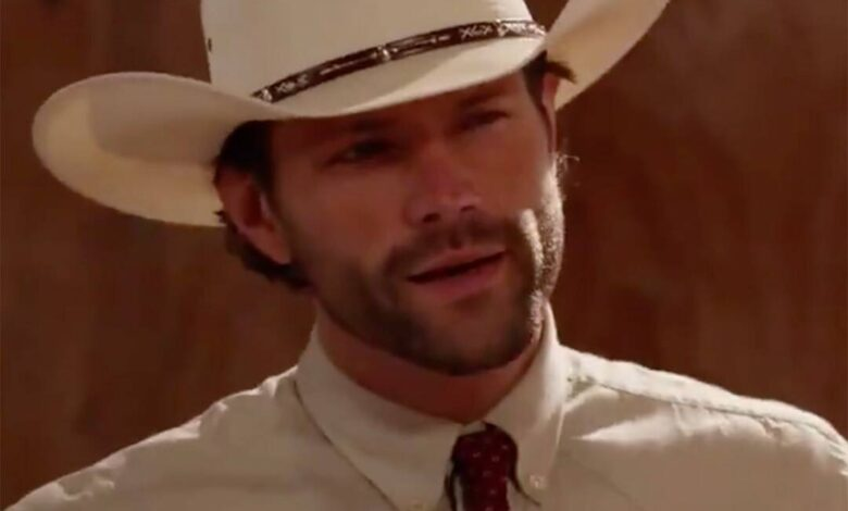Election Jared Padalecki's Walker Really Misses His Dead Wife in Trailer for Texas Ranger Reboot