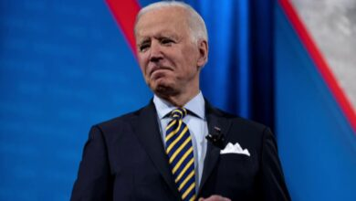 Photo of Election Biden talks vaccines, Covid aid, and his agenda at town hall