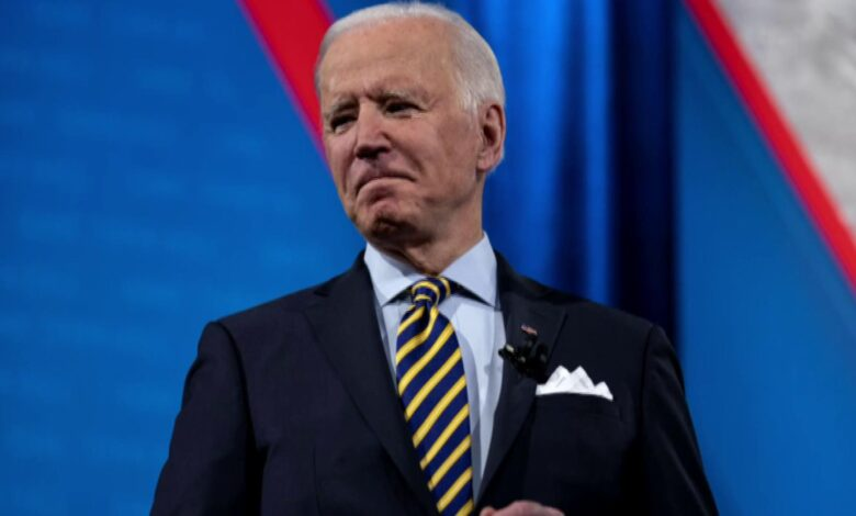 Election Biden talks vaccines, Covid aid, and his agenda at town hall