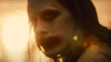 Photo of New Trailer For Snyder Cut Justice League Features Jared Leto's Joker