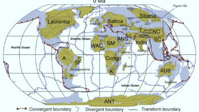 Photo of New Video Shows Movement of Earth's Tectonic Plates over Past Billion Years