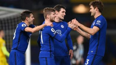 Photo of Chelsea 2-0 Newcastle: Timo Werner ends goal drought in Blues win