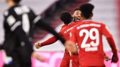 Photo of Bayern Munich 3-3 Arminia Bielefeld: Bundesliga leaders have to come from 3-1 down