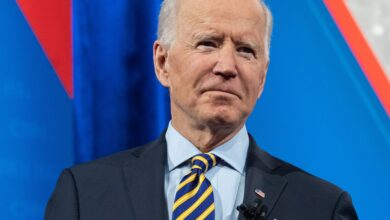 Photo of Biden dismisses a Democratic plan to wipe out $50,000 in federal student loan debt