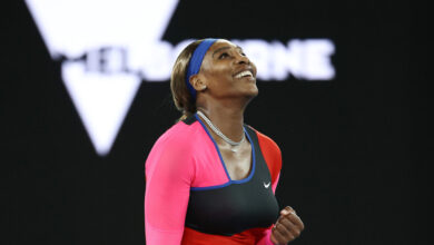 Photo of We haven't seen Serena Williams like this since '1926'