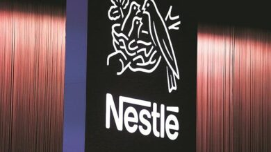 Photo of Nestle India shares decline 5% as December quarter results disappoint