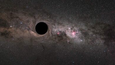 Photo of Physicists Use Rapidly-Spinning Black Holes to Look for Dark Matter