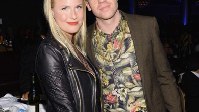 Photo of Macklemore and Wife Tricia Davis Expecting Baby No. 3