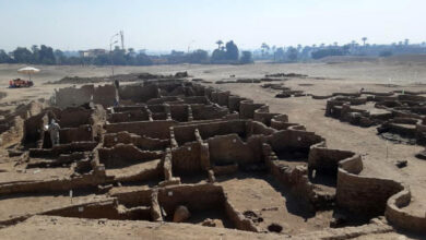 Photo of Archaeologists Discover 'Lost Golden City' in Egypt